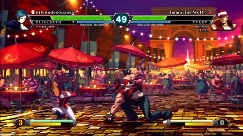 king fighters ps3