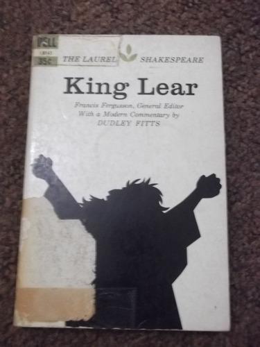 king lear william shaespeare en inglés