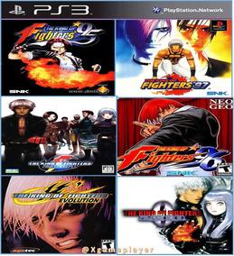 The King Fighter Ps3 Digital en Mercado Libre México