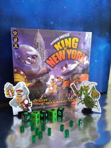 king of new york - juego de mesa