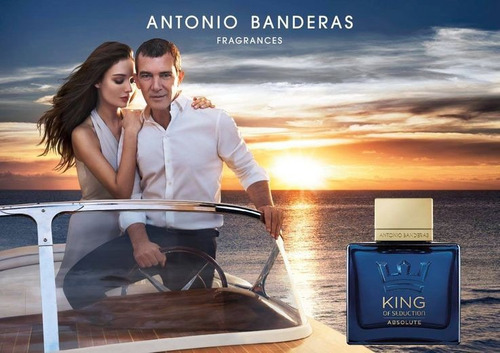 king of seduction absolute antonio banderas edt 100ml+ desod