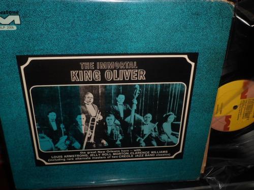 king oliver - the immortal - importado