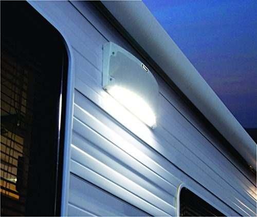 king rvm1000 altavoz exterior bluetooth con luz blanca led -