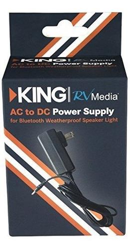 king rvm50 ac a dc adapter para king rvm series altavoces  l
