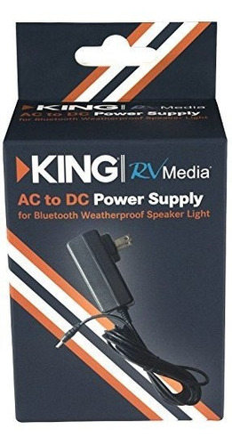 king rvm50 ac a dc adapter para king rvm series altavoces  l