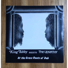 King Tubby Meets The Upsetter - Lee Perry - Vinilo Europeo