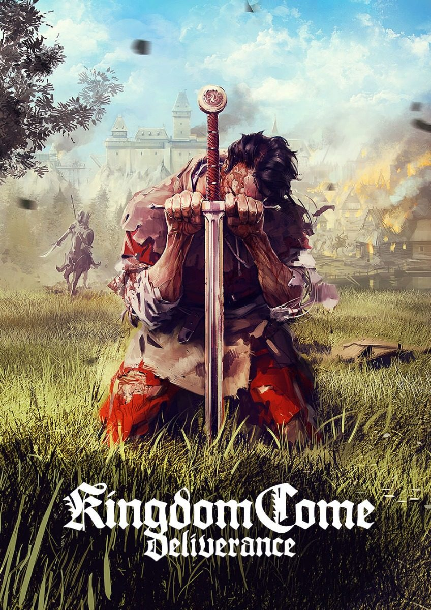Image result for kingdom come deliverance cover