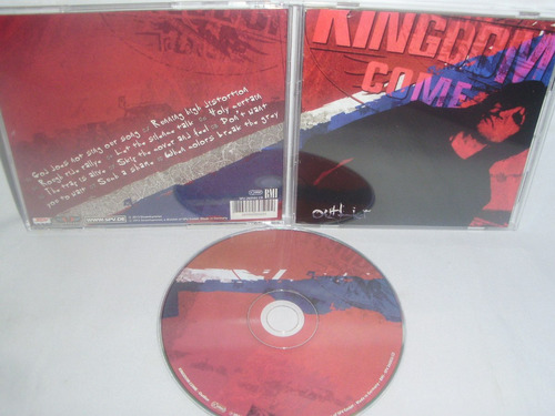 kingdom come - outlier (2013) $7.900
