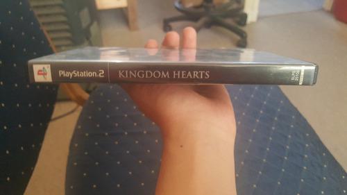 kingdom hearts 1 ps2 versión japonesa