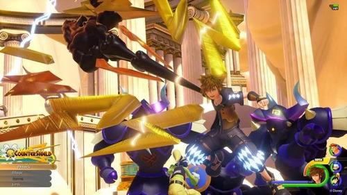 kingdom hearts 3 ps4 nuevo fisico sellado playking