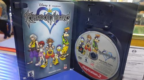 kingdom hearts para ps2 americano original