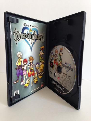 kingdom hearts playstation 2, cyclegames