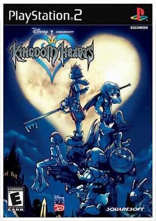 kingdom hearts ps2