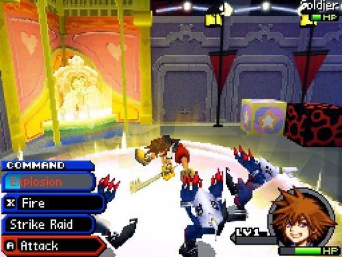 kingdom hearts re:coded -juego -ds -sellado