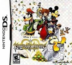kingdom hearts recoded nds