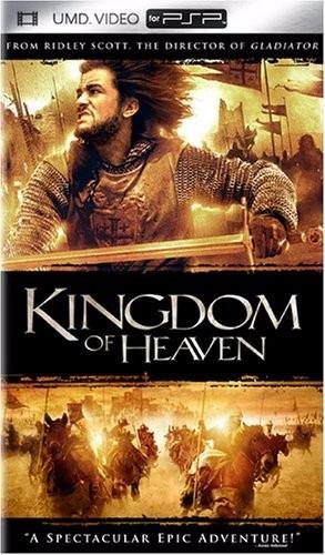 kingdom of heaven umd psp