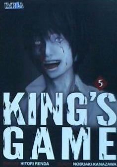 king¿s game 05(libro seinen (c¿mic adulto))