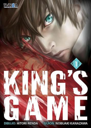kings game completo manga ivrea