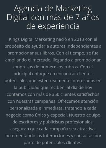 kings marketing digital