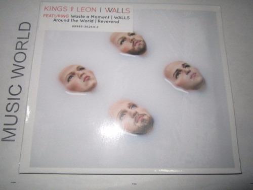 kings of leon walls cd importado disponible !