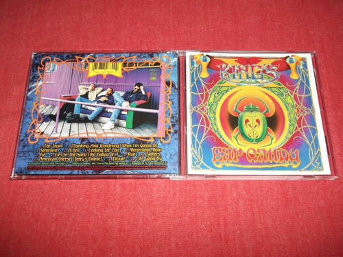 king's x - ear candy cd imp ed 1996 mdisk