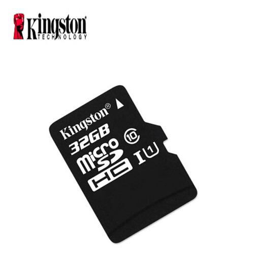 kingston classe 10 32gb micro sd / tf cartão w / cartão leit