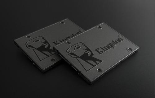 kingston disco duro solidossd satalll a400 pc 120gb sa400s37