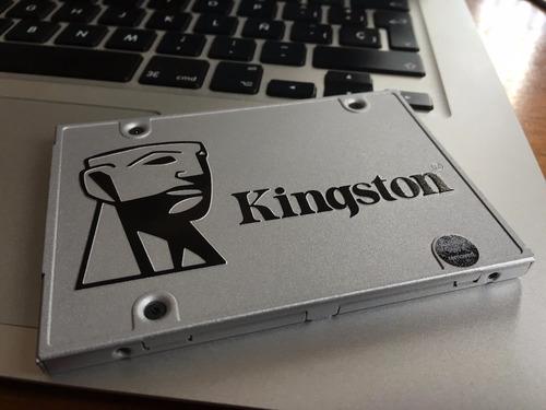 kingston disco ssd 240gb ssdnow uv400 sata 3 gsp1
