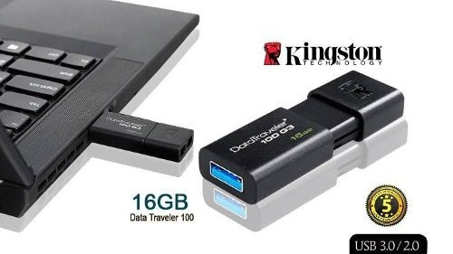 kingston dt100 usb 3.1/3.0