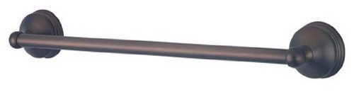 kingston latón ba1161orb vendimia 24-inch toalla bar , bron