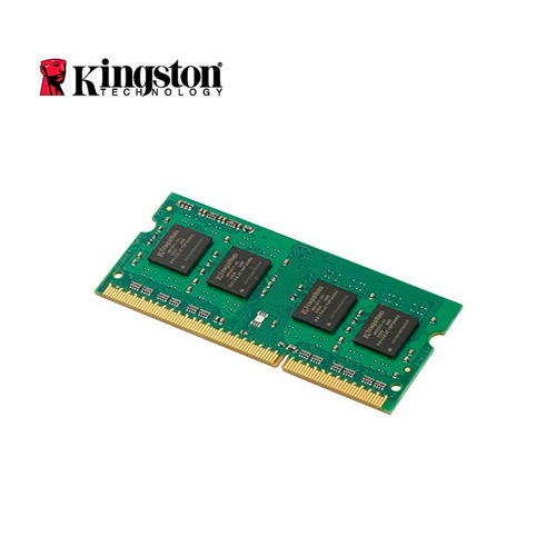 kingston memoria ddr3 ram 2gb 1600mhz  kvr16s11s6/2