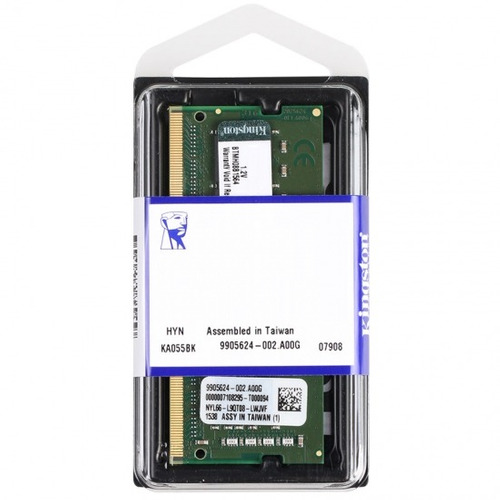 kingston memoria ram nonecc ddr4 4g  kvr24s17s6/4