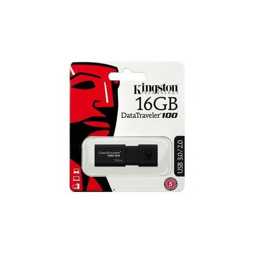 kingston memoria usb 3.0 16gb dt100 nueva mayoreo barata +