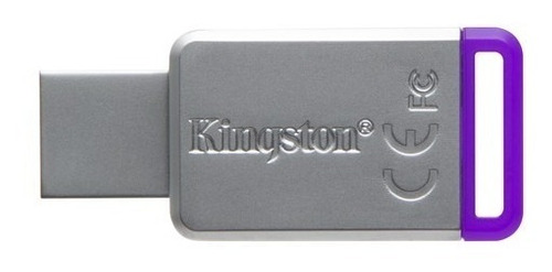 kingston memorias usb 3.0 8gb dt50 mayoreo barata garantia metalica alta durabilidad original nueva
