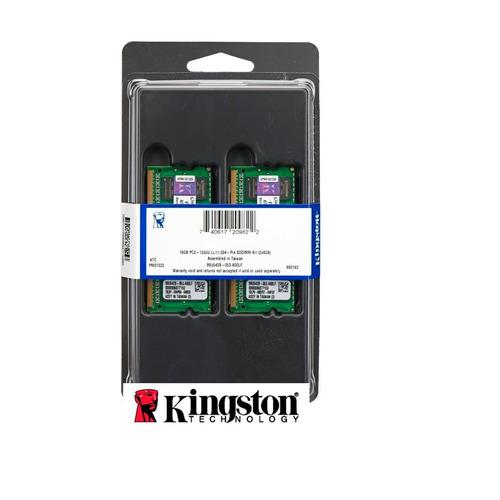 kingston modulo memoria value ram 8gb ddr3 kvr1333d3s9/8g
