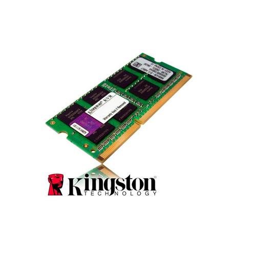 kingston modulo memoria valueram sodimm ddr3 8gb kvr16s11/8