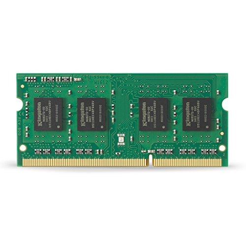 kingston valueram 4 gb 1600 mhz pc312800 ddr3 nonecc cl11 so