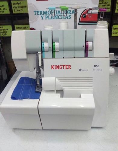 kingter maquina coser