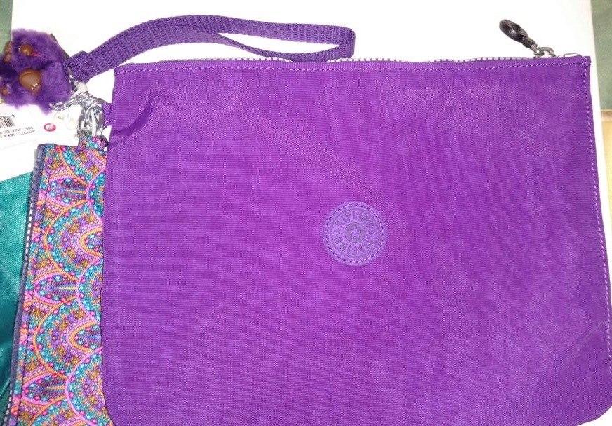 cdb8ad493 Kipling 3 Bolsas Multiusos Con Su Changuito - $ 999.00 en Mercado Libre
