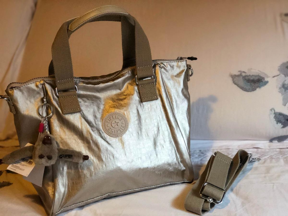 2089c4f25 Kipling Amiel Silver. A Pedido - $ 50.000 en Mercado Libre