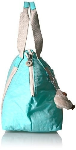 kipling art s bag, fresh teal