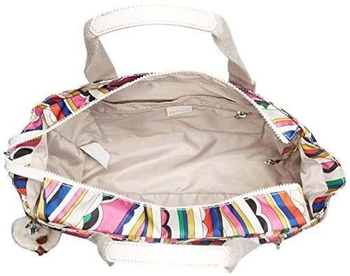 kipling bolso estampado aileen, diseño colores
