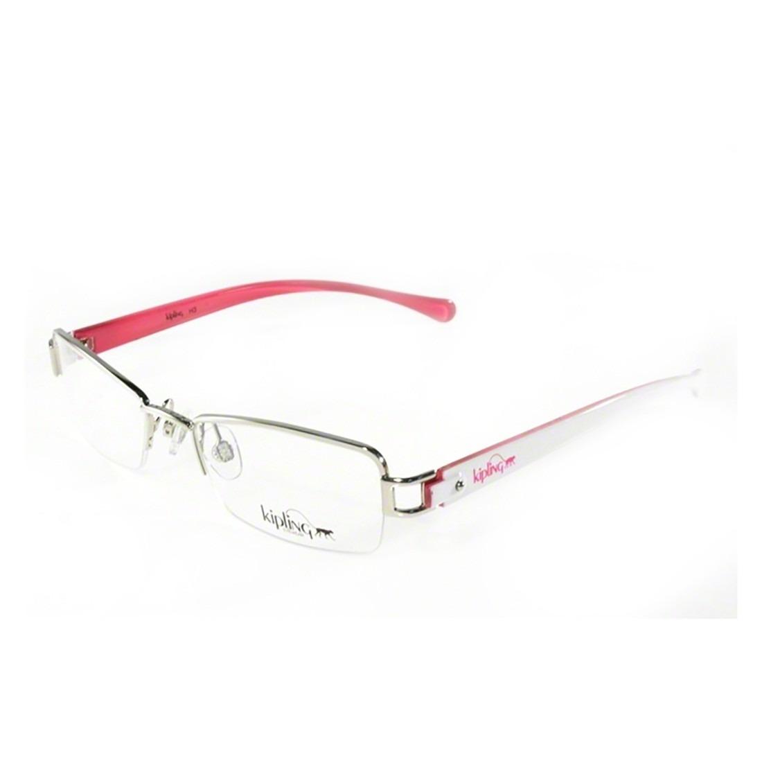 398b9b449 Kipling Kp 1078 Óculos De Grau - R$ 218,40 em Mercado Livre