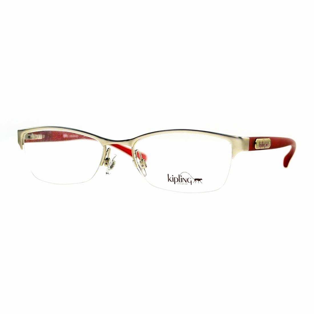 b0ac2102c Kipling Kp 1087 Óculos De Grau - R$ 226,21 em Mercado Livre