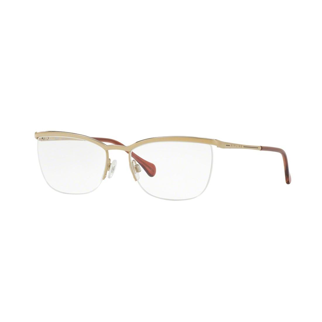 35791fae0 Kipling Kp 1098 Óculos De Grau - R$ 226,21 em Mercado Livre