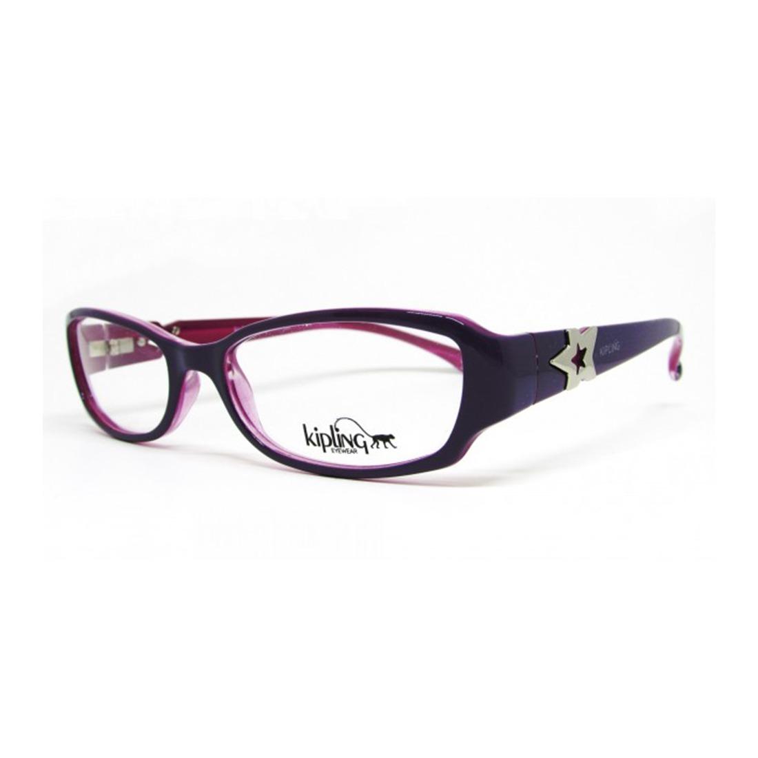eedd646d6 Kipling Kp 3044 Óculos De Grau - R$ 204,75 em Mercado Livre