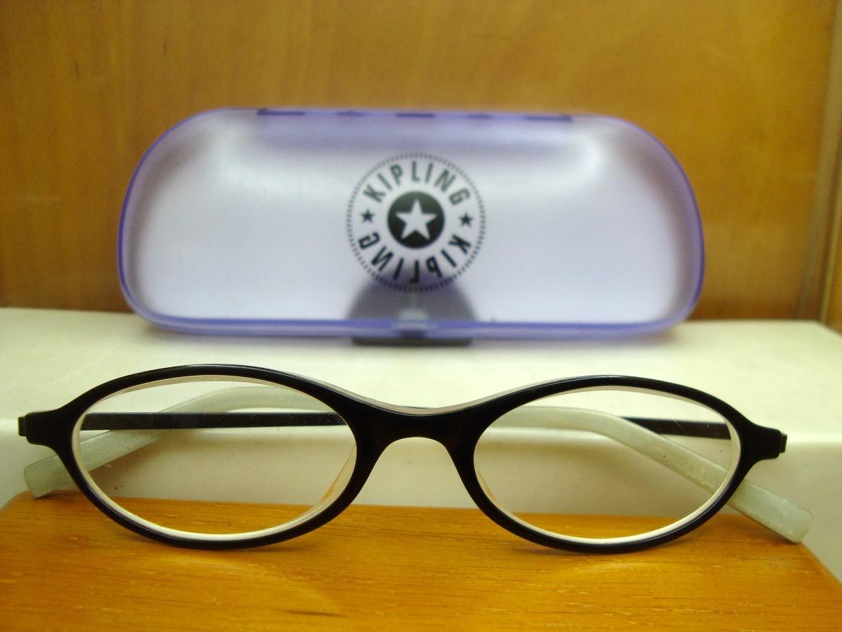 8103446229 kipling lentes oftalmicos 2 tonos con estuche frame italy. Cargando zoom.