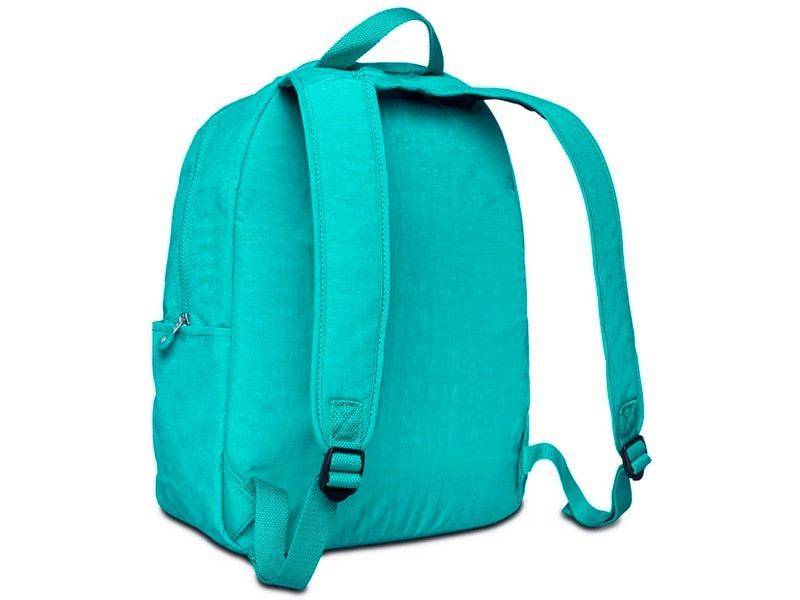 a0837da1f kipling mochila escolar carmine verde 1514893l loja pixolé. Carregando zoom.