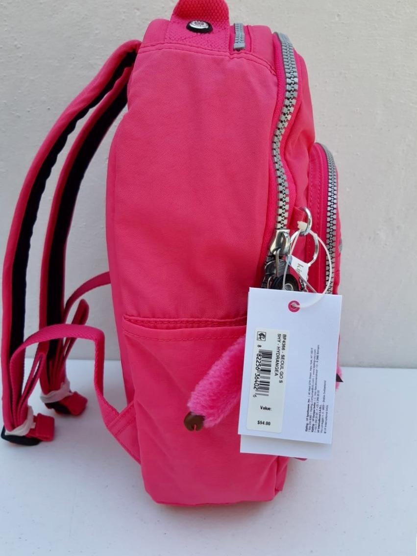 8110d5e99 kipling mochilas 100% originales seoul small varios colores. Cargando zoom.