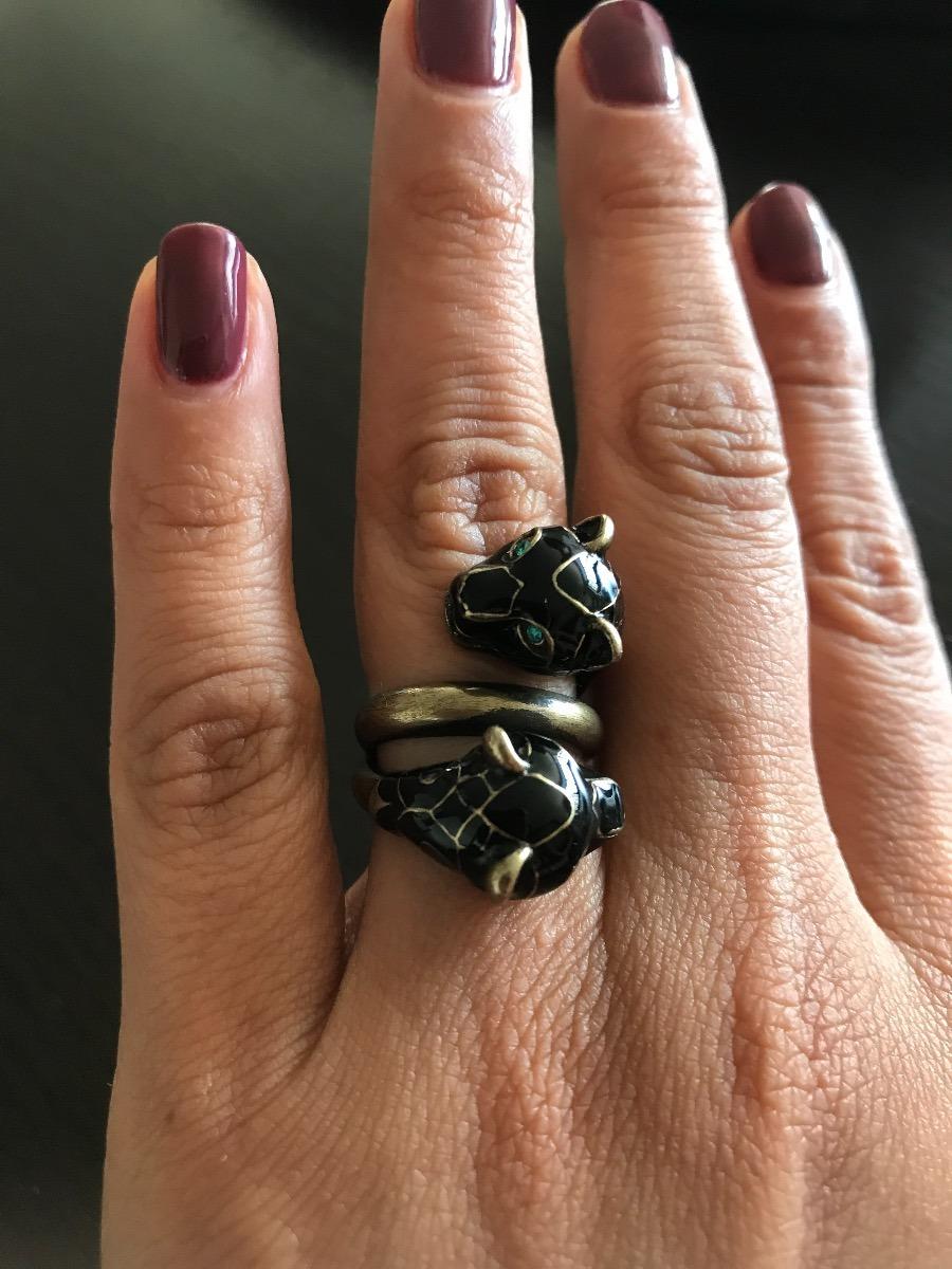 994df50fa kirbijoux anillo de pantera gucci para mujer tous armani. Cargando zoom.